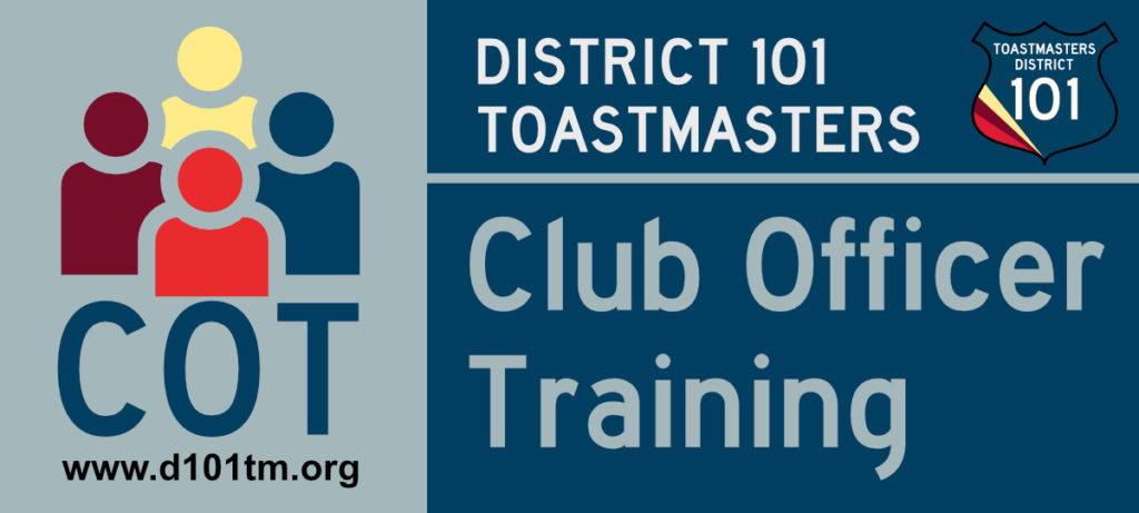 Club Officer Training