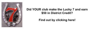 Did your club make the Lucky 7? Click to find out.