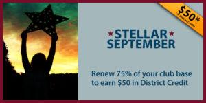 Stellar September