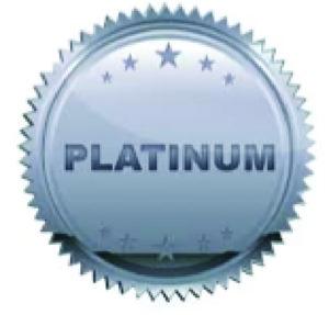 platinum medal
