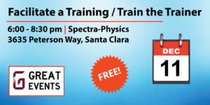 Train The Trainer - December 11