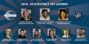 2018-19 District Leadership