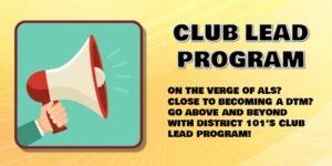 Club Lead Program