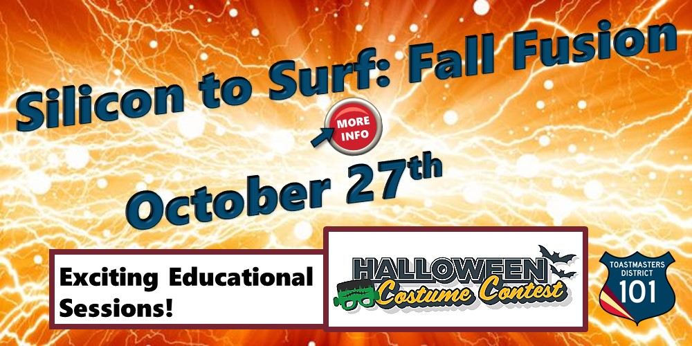 All Treats and No Tricks at the District 101 Fall Fusion – How I Learned to Scale Myself