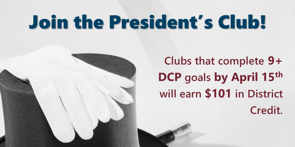 Join the President's Club
