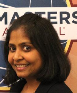 Shoba Rao, 2019-20 Division B Director