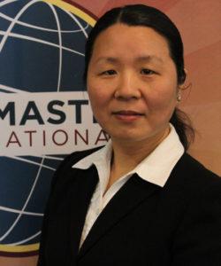 Yifang Xu, 2019-20 Division D Director