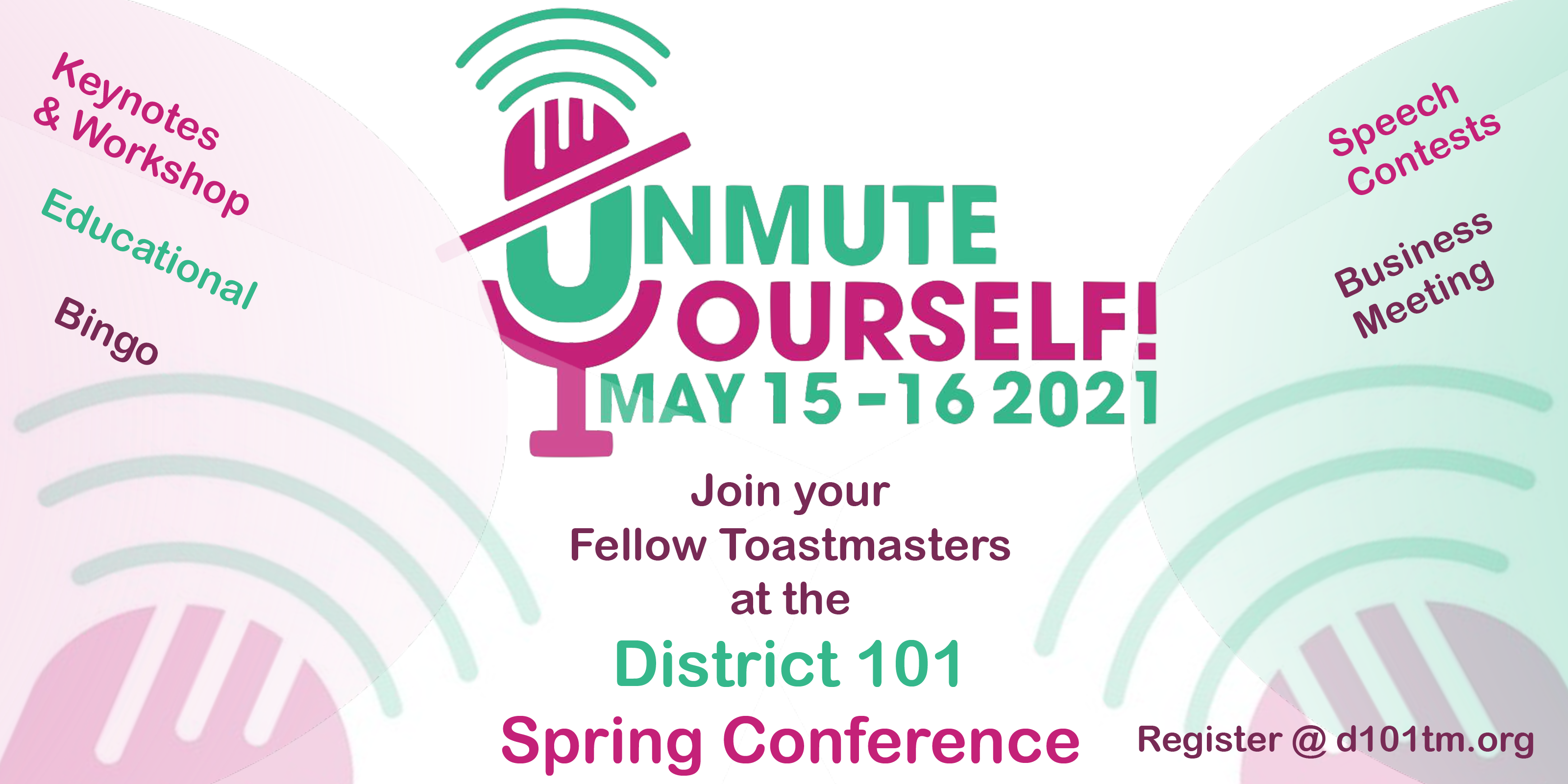 District 101 Conference 2021