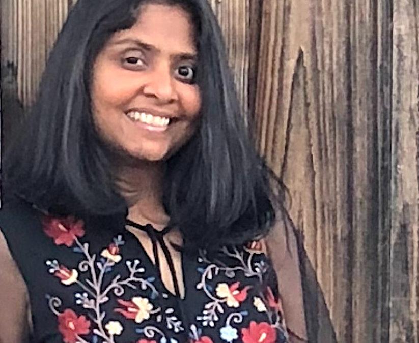 Member Spotlight: Shoba Rao